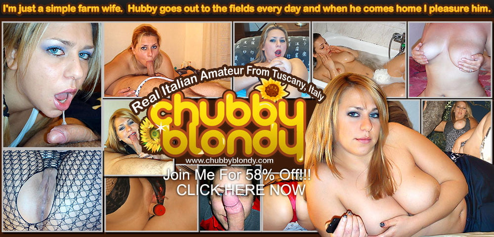 Get Chubby Blondy For 73% Off With This Discount!